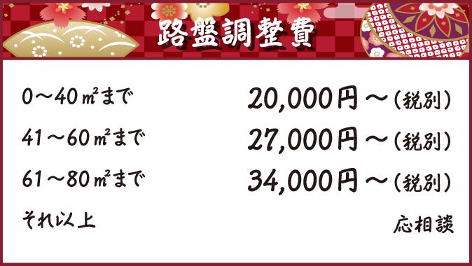 施工価格愛媛県